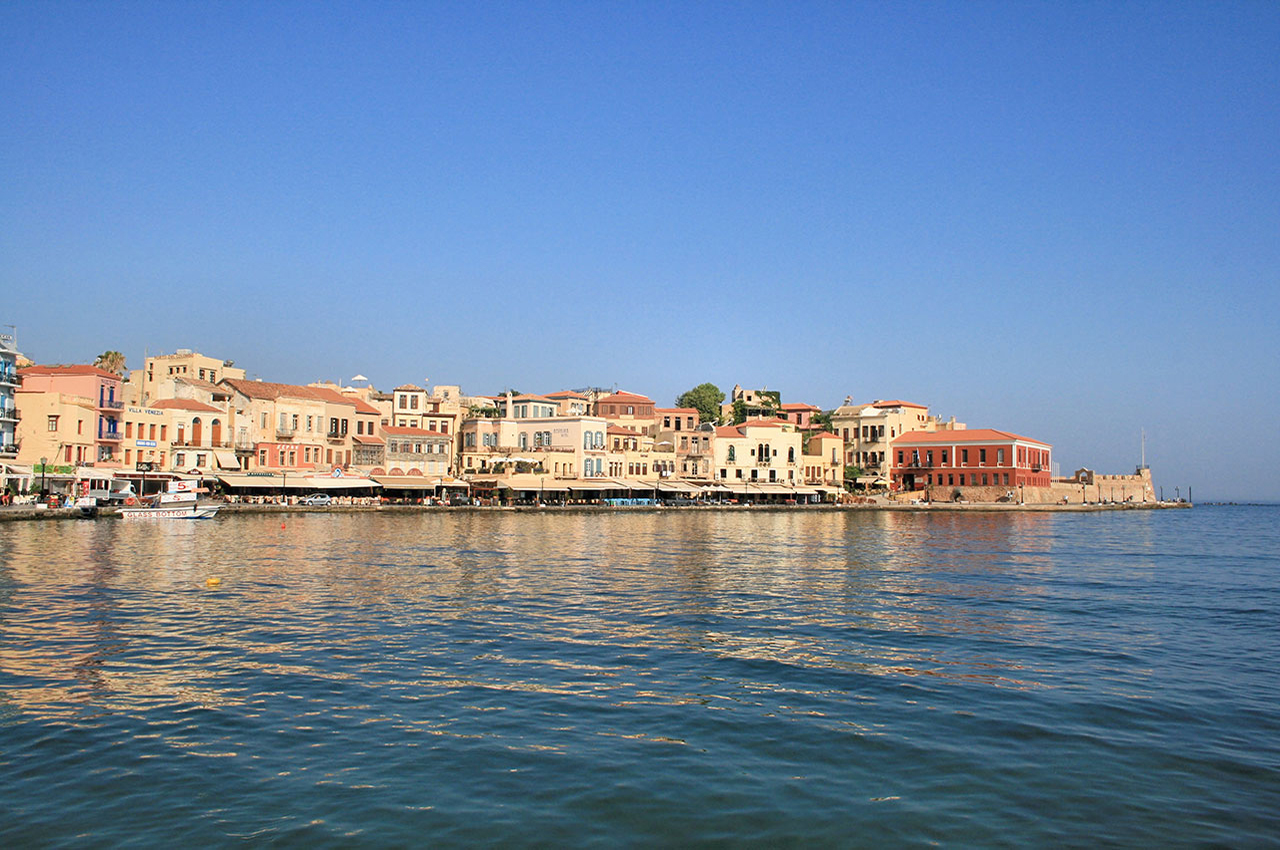 Chania ferry tickets